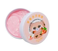 Патчи для области вокруг глаз SersanLove Strawberry Doxorubicin Eye Mask 60 шт