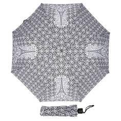 Зонт женский Jean Paul Gaultier 1259-AU noir,blanc