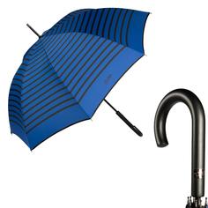 Зонт женский Jean Paul Gaultier 206-LA Blu/Noir