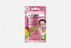 Очищающая маска для лица с натуральным скрабом Eveline