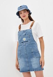 Платье джинсовое Euros Style