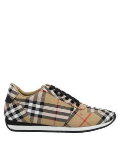 Кеды и кроссовки Burberry