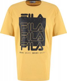 Футболка мужская FILA, размер 44-46