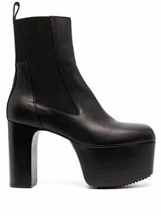 Rick Owens ботинки на платформе