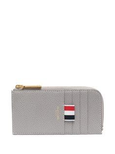 Thom Browne кошелек с полосками 4-Bar