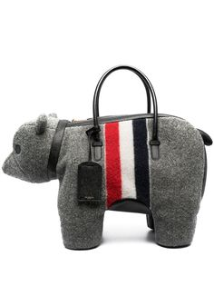 Thom Browne сумка-тоут в форме собаки