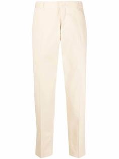 Pt01 укороченные брюки строгого кроя