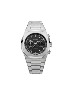 D1 Milano наручные часы Brave Chronograph 41.5 мм