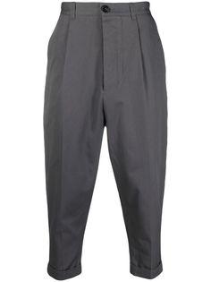 AMI Paris зауженные брюки чинос
