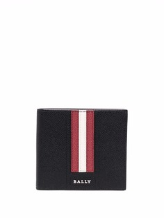 Bally кошелек в полоску
