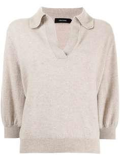 Lisa Yang рубашка поло Kimberly