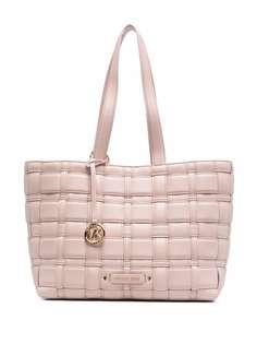 Michael Michael Kors плетеная сумка-тоут