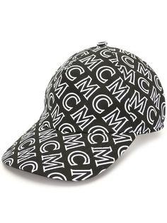 MCM кепка с вышитым логотипом