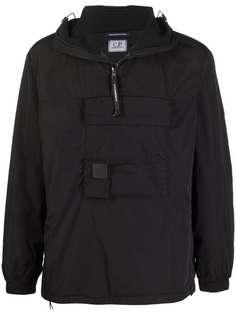 C.P. Company легкая куртка с капюшоном
