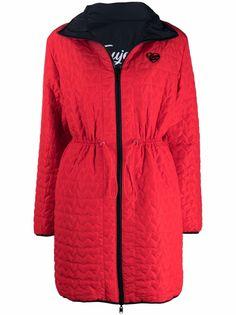 Love Moschino двустороннее пальто