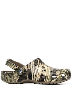Crocs кроксы Realtree® V2 с камуфляжным принтом