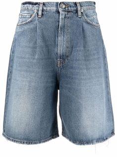 3x1 джинсовые шорты широкого кроя