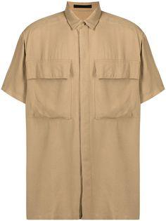 Fear Of God рубашка с короткими рукавами и карманом