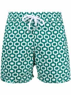 Frescobol Carioca плавки-шорты с кулиской