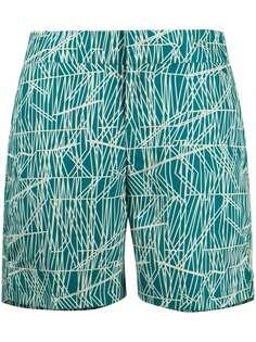 Frescobol Carioca плавки-шорты с эластичным поясом