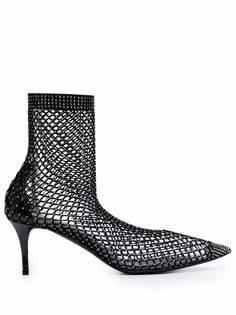 Le Silla туфли Gilda с заостренным носком