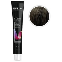EPICA Professional Color Shade крем-краска для волос, 6.0 темно-русый натуральный холодный, 100 мл