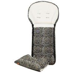 Комплект Чудо-Чадо Frost конверт+муфта 90 см леопард