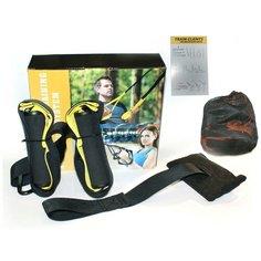 Эспандер многофункциональный. В комплекте: петли с карабином и ручками, дверное крепление (якорь), сумочка для переноски. Р3-1 Sprinter