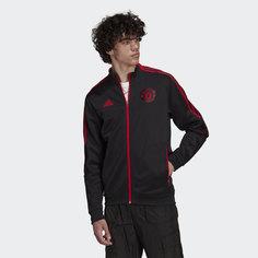 Гимновая куртка Манчестер Юнайтед Tiro adidas Performance