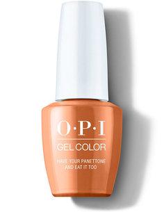 Гель-лак для ногтей OPI GelColor Have Your Panettone and Eat it Too 15 мл