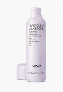 Молочко для снятия макияжа Kiko Milano