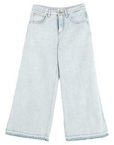 Укороченные джинсы DON THE Fuller