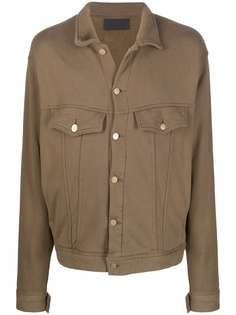 Fear Of God куртка-рубашка с длинными рукавами