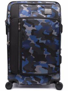 Tumi чемодан с камуфляжным принтом
