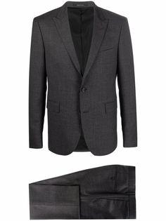 Tagliatore костюм с однобортным пиджаком