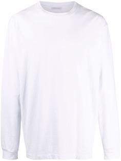 John Elliott футболка University с длинными рукавами
