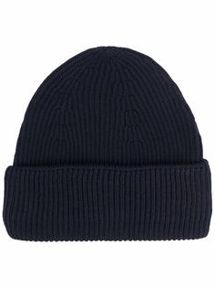 Nuur шапка бини в рубчик