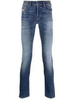Diesel джинсы скинни Sleeker