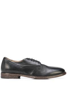 MOMA глянцевые туфли оксфорды