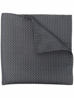 Pal Zileri шелковый платок-паше с узором