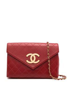 Chanel Pre-Owned сумка на плечо Jumbo Classic Flap
