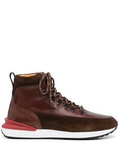 Magnanni ботинки со вставками