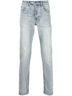 Ksubi прямые джинсы Punk