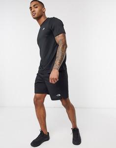 Черные шорты The North Face 24/7-Черный цвет