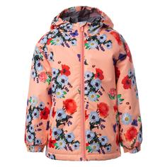 Куртка ALEXIS Huppa, Размер 110, Цвет 01133-коралловый с рисунком 18160010-01133_110