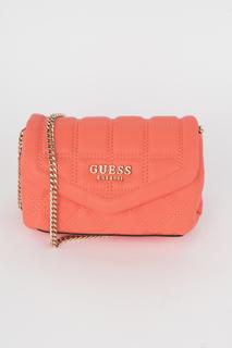 Поясная сумка женская Guess HWVG8111810 розовая