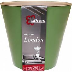 Цветочный горшок Ingreen London ING6206ОЛ 5 л