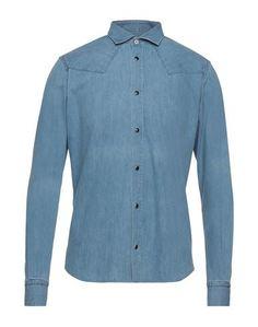 Джинсовая рубашка Mastricamiciai