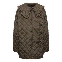 Стеганая куртка Ganni