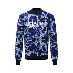 Шерстяной свитер Versace